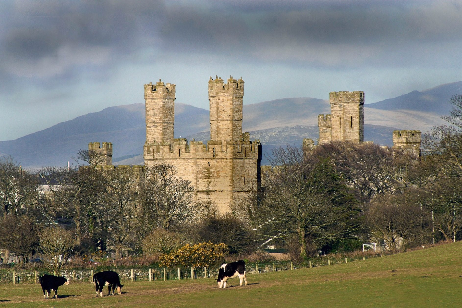 Caernarfon Hotels, Inns, Restaurants, B&Bs | Visitor Information